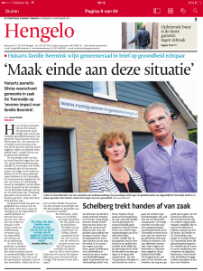 Tubantia 15 september 2015 2uit2
